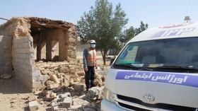 گزارش تصویری| حضور تیم اورژانس اجتماعی بهزیستی در مناطق زلزله زده شهرستان گناوه