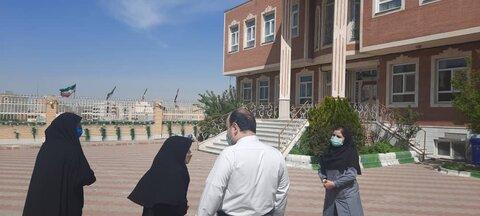 گزارش تصویری/ بازدید مدیرکل از شیر خوارگاه و خانه نوزادان بهزیستی تبریز