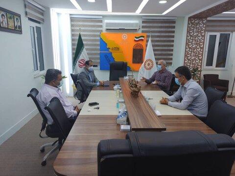 دومین جلسه کمیته مدیریت بحران بهزیستی استان بوشهر برگزار شد