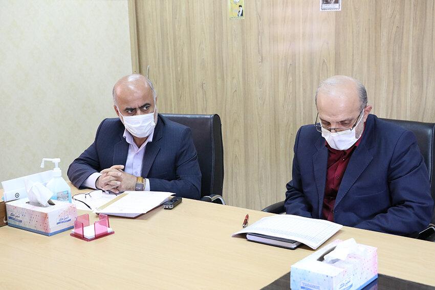 نخستین نشست هیئت ورزش های جانبازان و معلولین استان گیلان برگزار شد