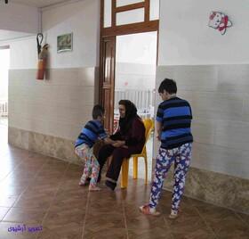 بازدید شبانه و سرزده مدیرکل بهزیستی استان از مرکز توانبخشی شهرستان سمنان