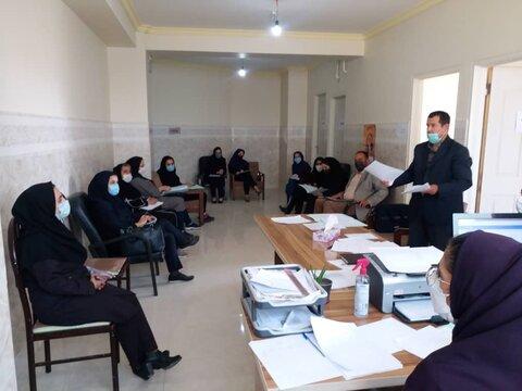 گزارش تصویری/ برگزاری کارگاه آموزشی مراکز مثبت زندگی در اسکو
