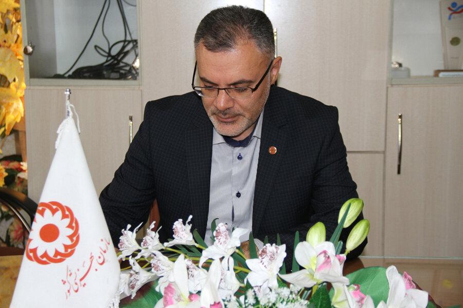 پیام تبریک مدیرکل بهزیستی استان بمناسبت روز روان شناس و مشاور