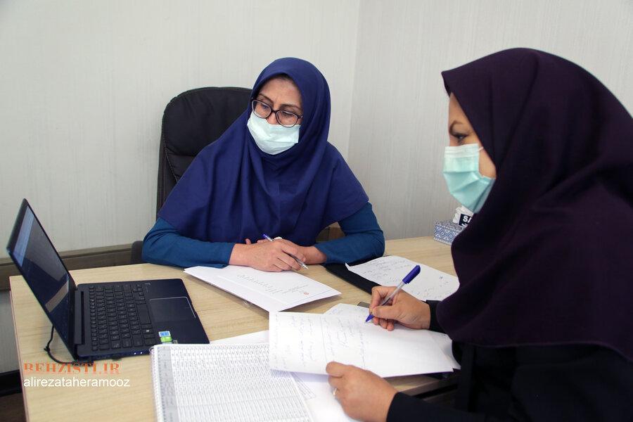 مصاحبه تخصصی پذیرفتهشدگان مرحله دوم هشتمین آزمون استخدامی دستگاههای اجرایی