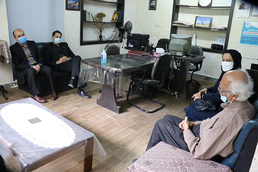 بازدید مدیرکل بهزیستی گیلان از مراکز تحت نظارت