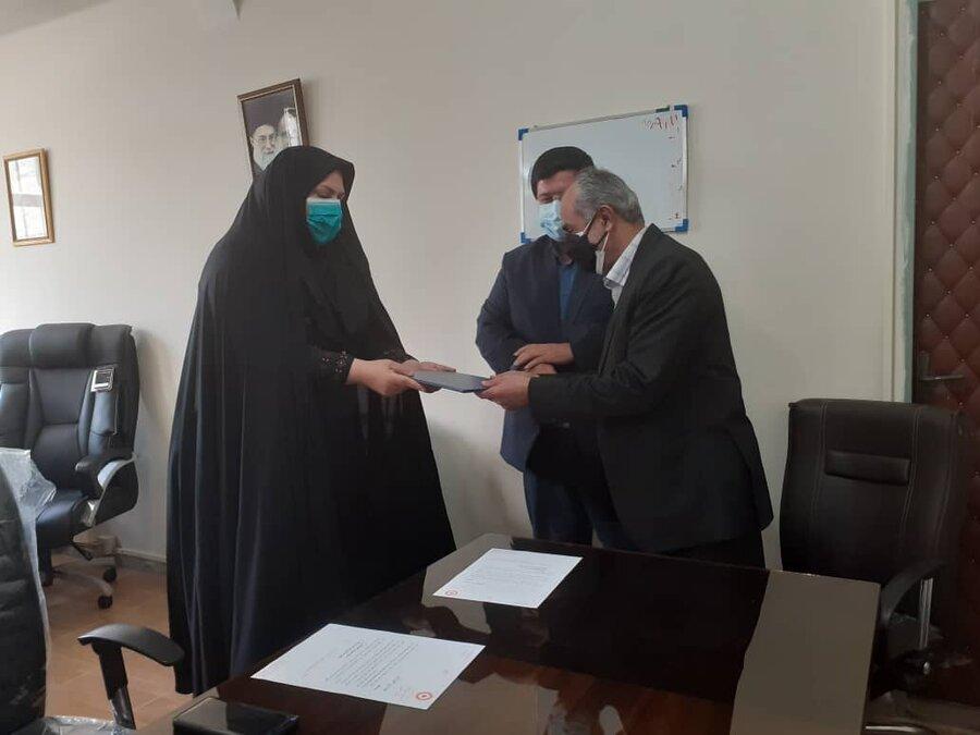 قدردانی از زحمات همکاران بهزیستی رودبار و بازدید از مراکز تحت نظارت