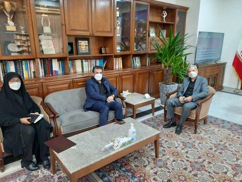 دعوت از سرپرست بهزیستی خراسان رضوی برای حضور در شورای هماهنگی بانکهای استان