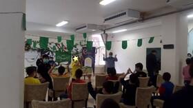 شمیرانات| ضیافت افطاری کودکان بی سرپرست و بد سرپرست