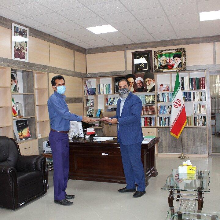 کسب رتبه عالی بهزیستی جیرفت در خصوص شاخص های ارزشیابی شورای سالمندان استان