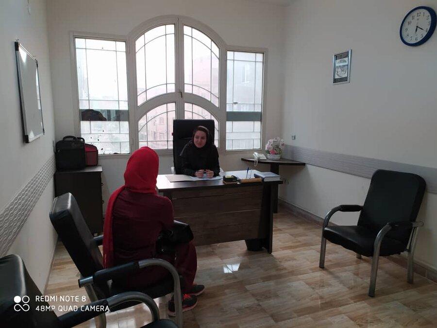 پاکدشت| ۱۳۰۰ نفر به مراکز مشاوره تحت نظارت بهزیستی مراجعه کردند