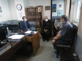 بازدید مدیر کل بهزیستی قم از مرکز آموزشی توانیابان فاطمیه