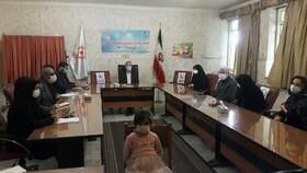 برنامه کشوری پیشگیری از تنبلی چشم در اردبیل آغاز شد