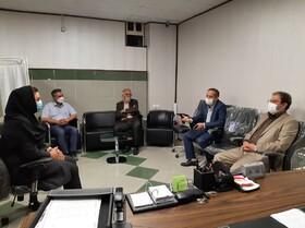 بازدید مدیر کل بهزیستی آذربایجان غربی از مرکز ویزیت در منزل و مثبت زندگی در ارومیه