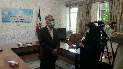 در سال گذشته. ۵۴ هزار کودک در استان اردبیل زیر پوشش برنامه پیشگیری از تنبلی چشم قرار گرفتند