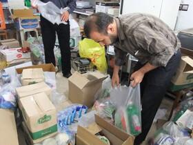 بابلسر׀ توزیع ۵۰ بسته معیشتی و بهداشتی در بین مددجویان بهزیستی شهرستان بابلسر