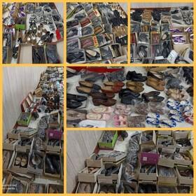 بافق | اهدای کفش به مددجویان تحت پوشش بهزیستی