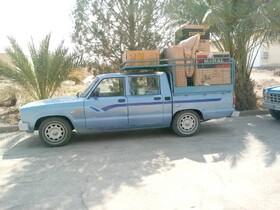 بافق | اهدای جهیزیه به نوعروسان تحت پوشش بهزیستی