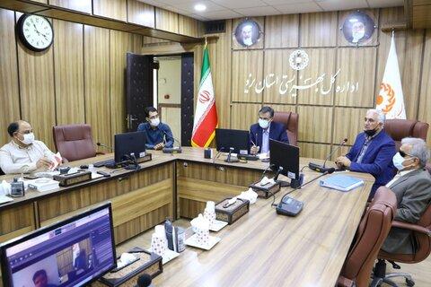 نشست خبری تشکل های معلولین همسو با سازمان بهزیستی برگزار شد