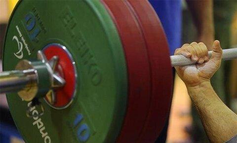 کسب مدال طلا توسط وزنهبردار ایرانی دارای معلولیت در جام جهانی تایلند