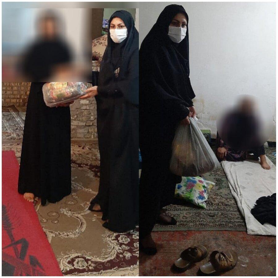 دشت آزادگان| پویش همدلی رمضان در روز شهادت امام علی(ع)