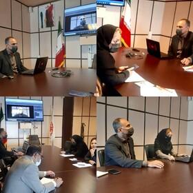 جلسه هم اندیشی معاونت امور توسعه پیشگیری بهزیستی کردستان