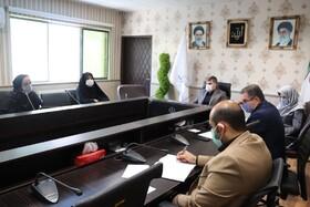 شهرقدس|برگزاری نخستین جلسه مناسب سازی معابر و اماکن شهرستان
