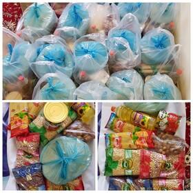 توزیع ۲۶۴۴ بسته غذایی بین مددجویان بهزیستی آذربایجان غربی