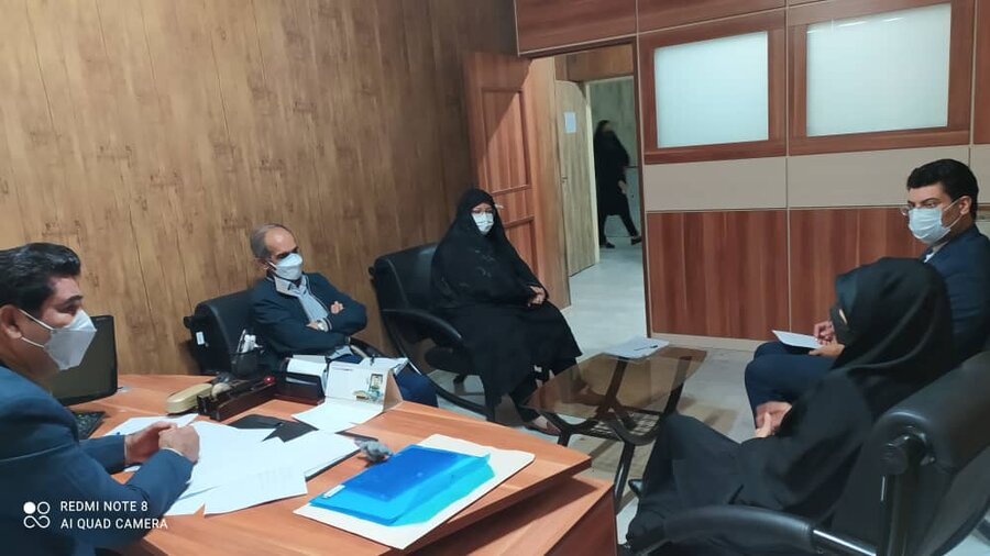شهریار| بررسی چالش ها و تبیین برنامه های مراکز مثبت زندگی