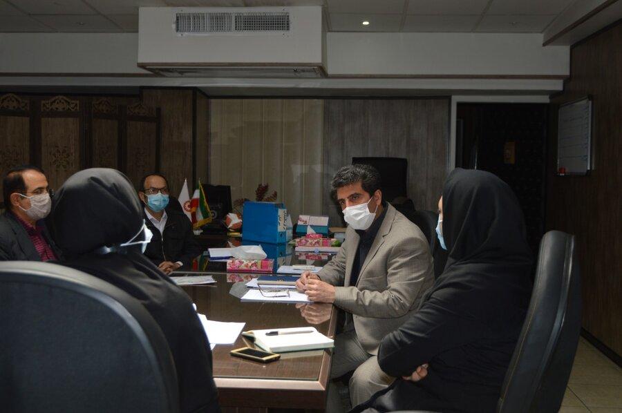 شمیرانات| جلسه توجیهی جمع آوری زکات فطریه با حضور مدیر و معاونین شهرستان برگزار گردید