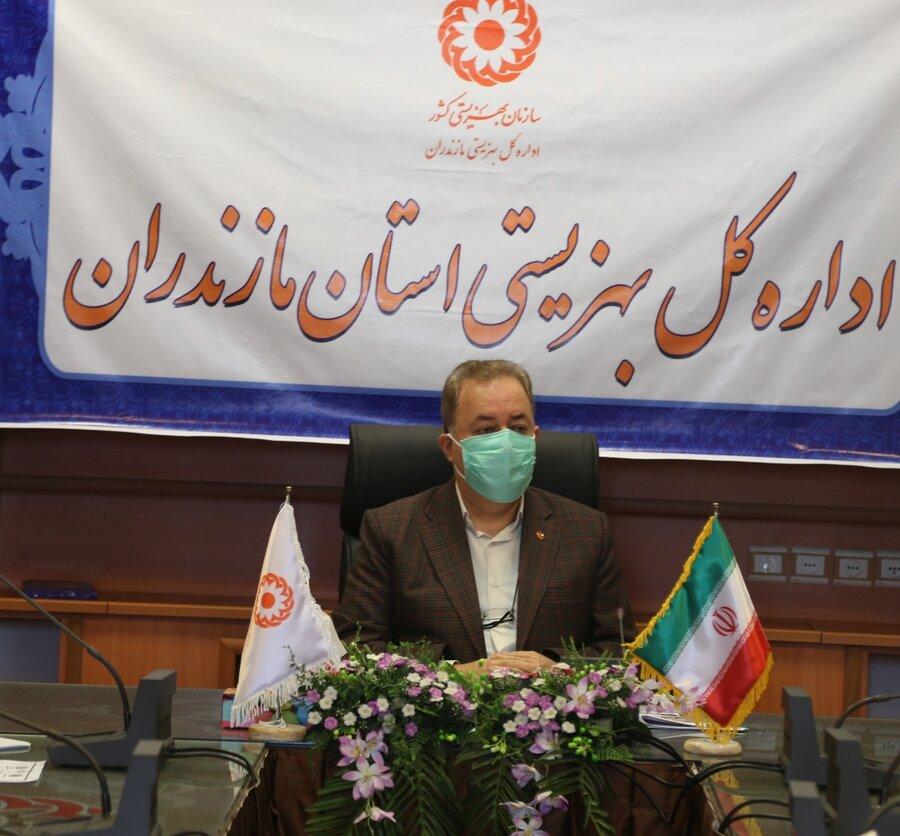 جلسه شورای معاونین بهزیستی استان مازندران برگزار شد