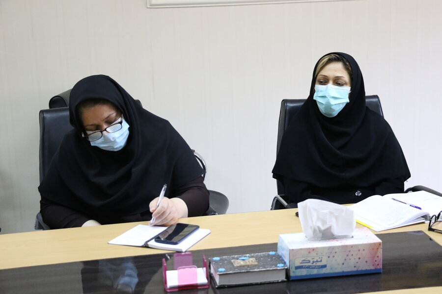 نشست هم اندیشی کانون کلینیک های مددکاری و خانه های شبانه روزی تحت نظارت بهزیستی استان