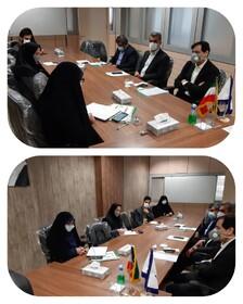 جلسه مدیرکل بهزیستی با کارگروه اجتماعی نماینده مردم در مجلس شورای اسلامی برگزار گردید