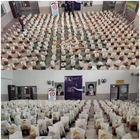 دررسانه|هزار بسته معیشتی بین مددجویان بهزیستی دزفول توزیع شد