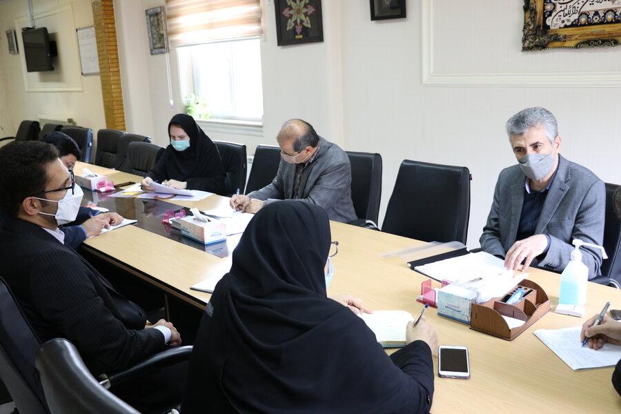 برگزاری نشست هماهنگی برنامه های عید سعید فطر