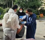 مرحله دوم واکسیناسیون کووید ۱۹ در مراکز بهزیستی ایلام اغاز شد