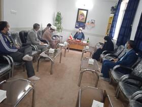 شیروان|برگزاری جلسه هماهنگی شورای جمع آوری زکات فطریه