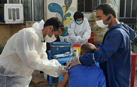 پوشش واکسیناسیون مراکز توانبخشی و مراقبتی بهزیستی ایلام ۷۸.۵ درصد است