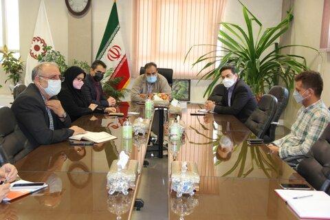 گزارش تصویری| نشست هم اندیشی مدیر کل بهزیستی استان با مسئولین مراکز مثبت زندگی