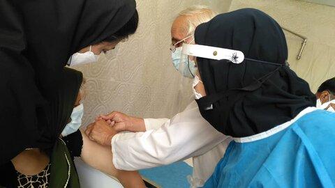 آغاز واکسیناسیون مراکز نگهداری تحت نظارت بهزیستی استان چهارمحال و بختیاری