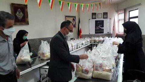 اجرای پویش ضیافت همدلی در شهرستان بیجار