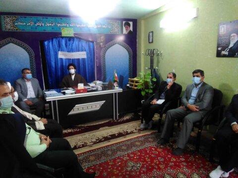 محمودآباد ׀ برگزاری جلسه شورای هماهنگی زکات فطر در شهرستان محمودآباد