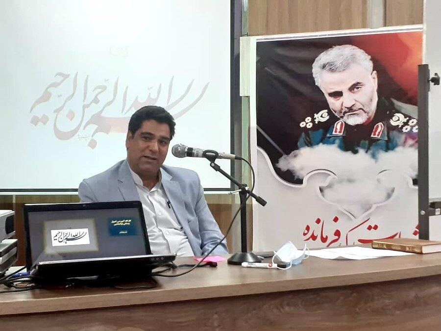 شهریار| حضور پرشور خانواده بهزیستی شهرستان پای صندوق های اخذ رأی