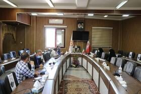 برگزاری جلسه تشکیل کانون قرآن و عترت بهزیستی آذربایجان غربی