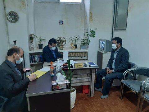 بازدید از مرکز اقامتی میان مدت بانوان ارمغان نوید مهر