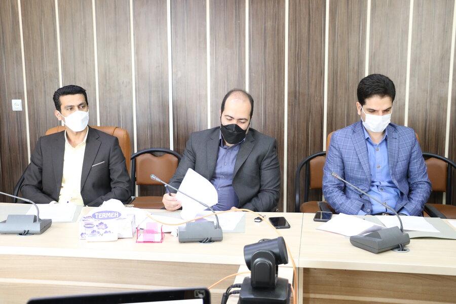 برگزاری سومین مرحله مزایده فروش املاک مازاد بهزیستی استان گیلان