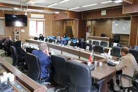 برگزاری جلسه شورای معاونین در بهزیستی آذربایجان غربی