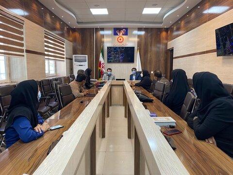 برگزاری کارگاه آموزشی خبرنویسی در اداره کل بهزیستی خراسان شمالی