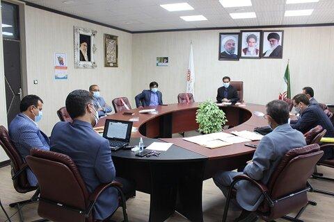 گزارش تصویری | برگزاری کمیسیون مناقصه نیروهای خرید خدمت اورژانس اجتماعی بهزیستی استان
