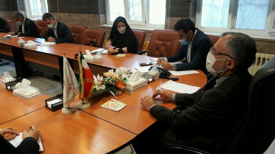 اردبیل - اولین نشست کمیته فرهنگی پیشگیری