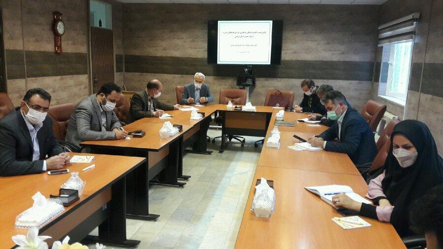 برگزاری اولین نشست کمیته فرهنگی پیشگیری شورای هماهنگی مبارزه با مواد مخدر استان اردبیل